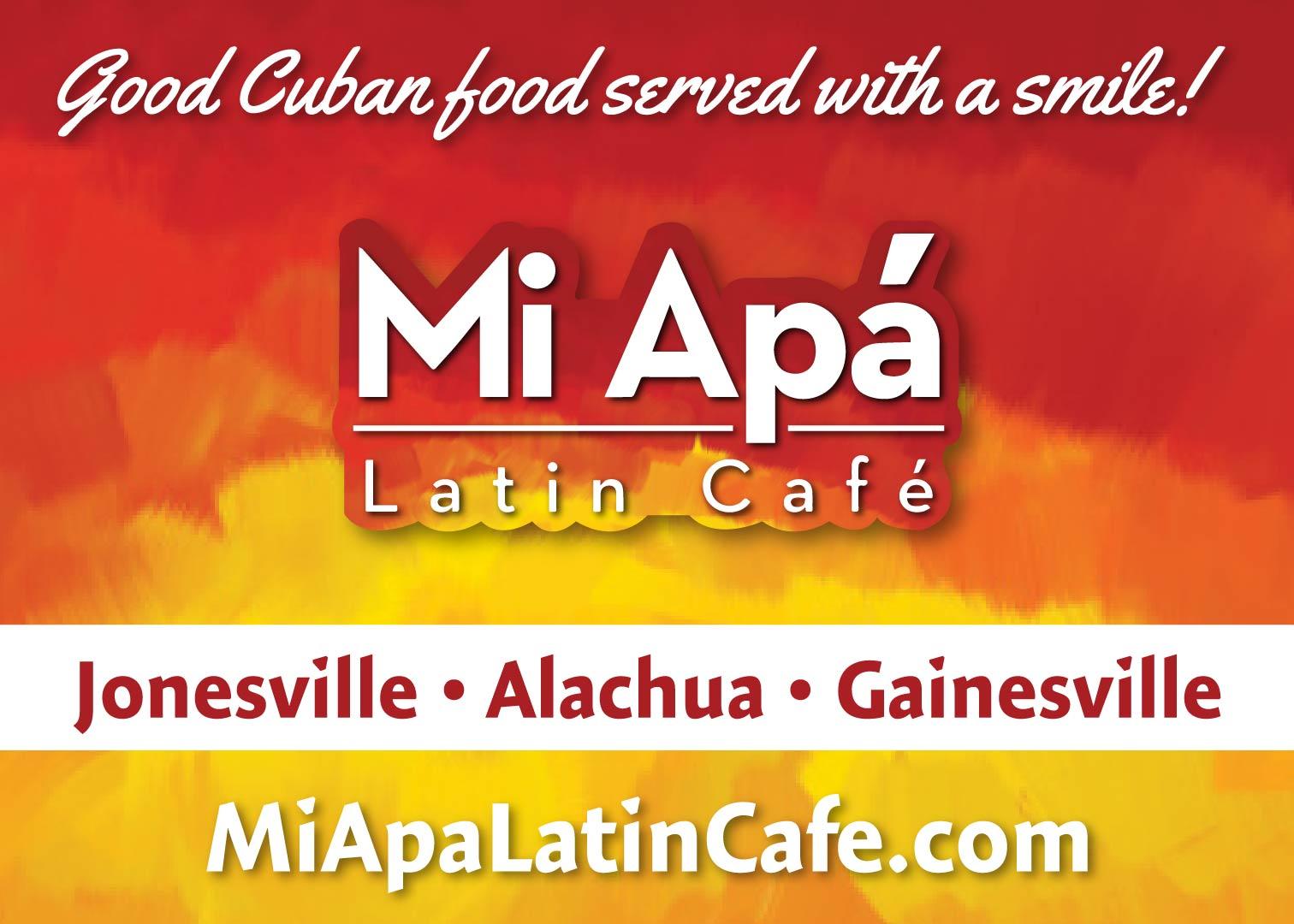 Mi Apá Latin Café